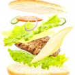 Sandwich — Stock Photo #13397207