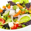 Stock Photo: Appetizing salad