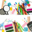 Stationery - Stock Photo