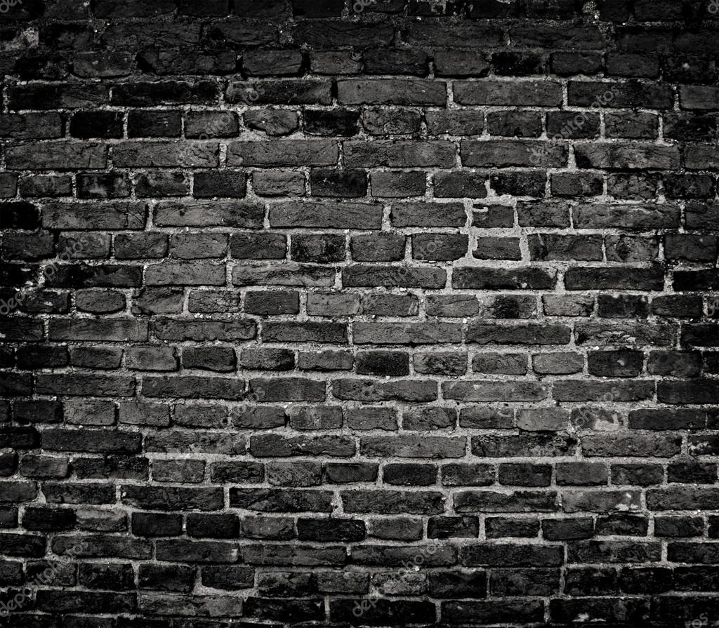 Wall stock photo olegkalina 36710833 for Black and white wallpaper for walls