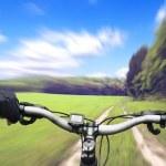 Постер, плакат: Ride on bicycle