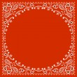 Red cowboy bandanna — Stock Vector #39189285