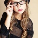 Fashion kid girl — Stock Photo #12631109