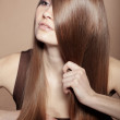 Beautiful hair — Stock Photo #13480295
