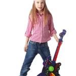 Fashion little girl — Stock Photo #14963761