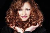 Beautiful hair — Stock Photo