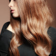 Perfect hair — Stock Photo #16250391
