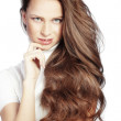 Perfect hair — Stock Photo