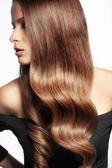 Mükemmel saç — Stok fotoğraf