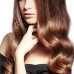 Perfect hair — Stock Photo