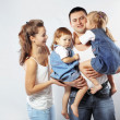 happy family — Stock Photo #18728515