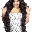 Beautiful hair — Stock Photo #18875205