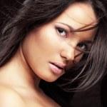 Beautiful make up and hair — Stock Photo #21270757