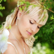 Angelic bride — Stock Photo #22484773
