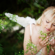 Angelic bride — Stockfoto #22484775