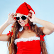 Happy Santa helper — Stock Photo #2756720