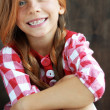 Redheaded child — Stock Photo #29745821