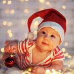πρώτα Χριστούγεννα — Φωτογραφία Αρχείου