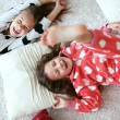 Pajamas party — Stock Photo #36006613