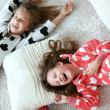 Pajamas party — Stock Photo #43027309
