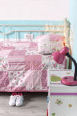 Girls bedroom — Stock Photo