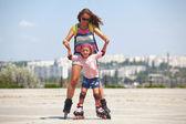 Rollerskating — Zdjęcie stockowe