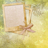 Background for congratulation card — ストック写真