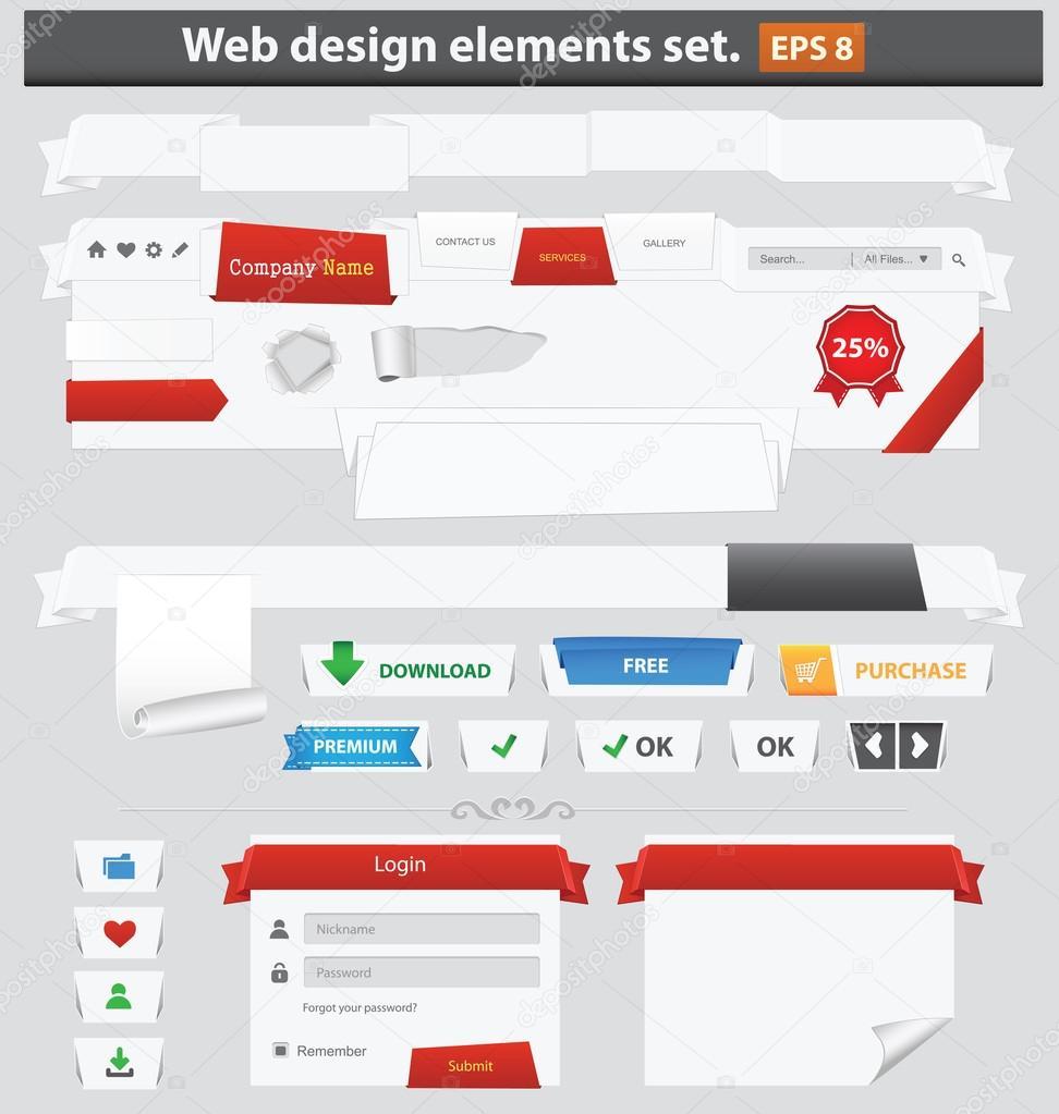 Website design research paper