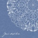 Elegant invitation cards — Stock Vector