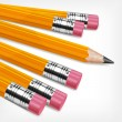 pencils — Stock Vector #12717540