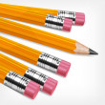 Pencils — Stock Vector