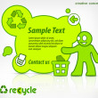 Royalty-Free Stock Vector Image: Environmental protection concept