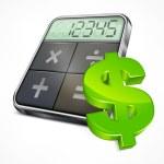 Calculator — Stock Vector