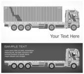 Caminhão — Vetorial Stock
