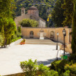 The Monastery of Saint Neophytos - Stock Photo
