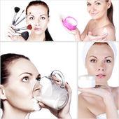 Salud y belleza — Foto de Stock