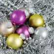 Christmas balls — Stock Photo #15738841