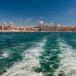View of the Vieux Port - old port of Marseilles, France — Stock Photo #38490679