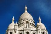 Basilique du Sacre-Coeur in Montmartre, Paris  — Stock Photo