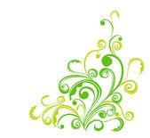 Ornamento decorativo vector — Vetorial Stock