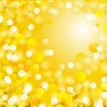 Golden lights background — Stock Photo #12060804