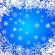 Winter christmas backgrounds — Vector de stock #12062885