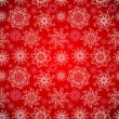Christmas Seamless snowflakes background — Stock Vector #12200709