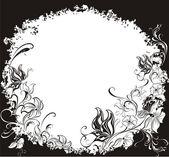 Tło dekoracyjne grunge — Wektor stockowy