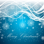 Christmas background. — Stock Photo #12446034