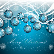 Christmas background. — Stockfoto
