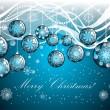 Christmas background. — Stock Photo #12446383