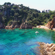 Stock Photo: Blanes landscape. Catalonia, CostBrava, Spain