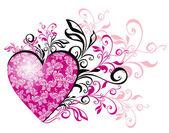 Vector valentines harten — Stockvector