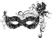 Masques pour une mascarade — Vecteur